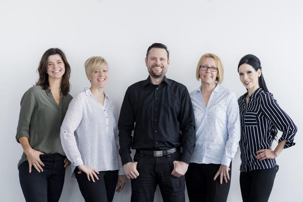 EVA Team Members 2018