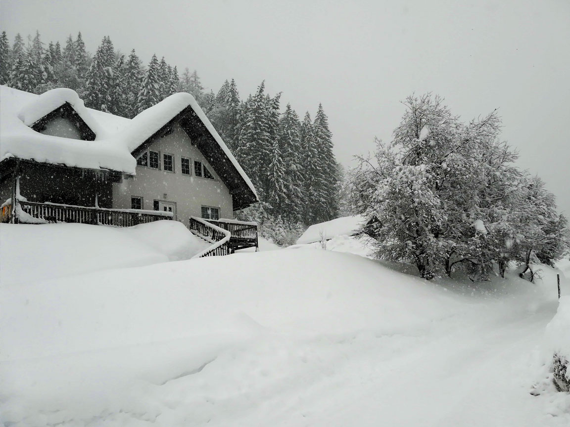 Obersteiermark Winter 2018